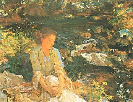 John Singer Sargent Black Brook