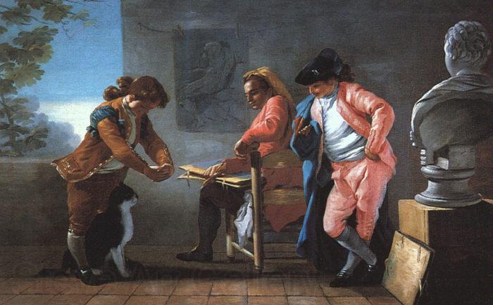 Painting the past nicht zufrieden