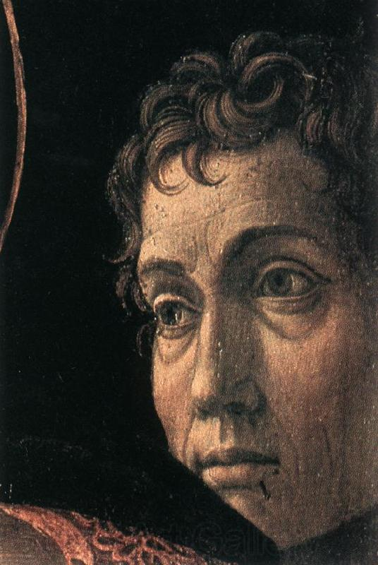 MANTEGNA, Andrea The Madonna of the Cherubim sg