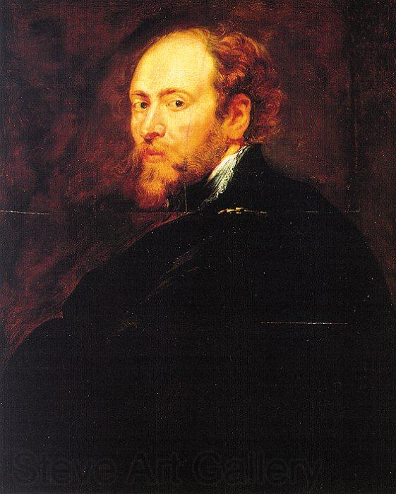 Peter Paul Rubens Self Portrait  kjuii