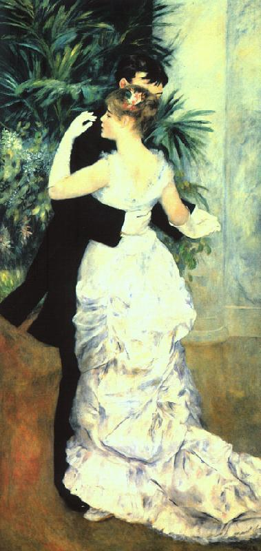 Pierre Renoir Dance in the Town