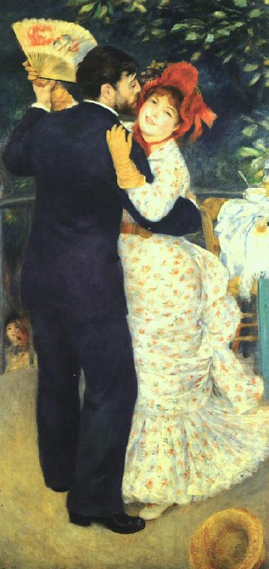 Pierre Renoir Dance in the Country