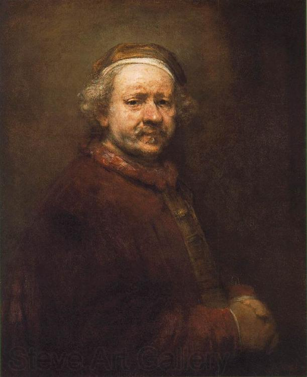 Rembrandt Self Portrait  ffdxc