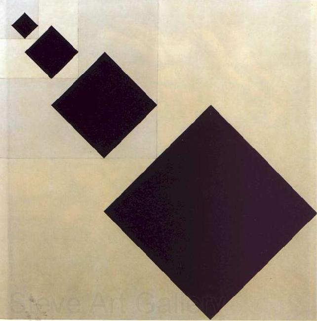 Theo van Doesburg Arithmetic Composition