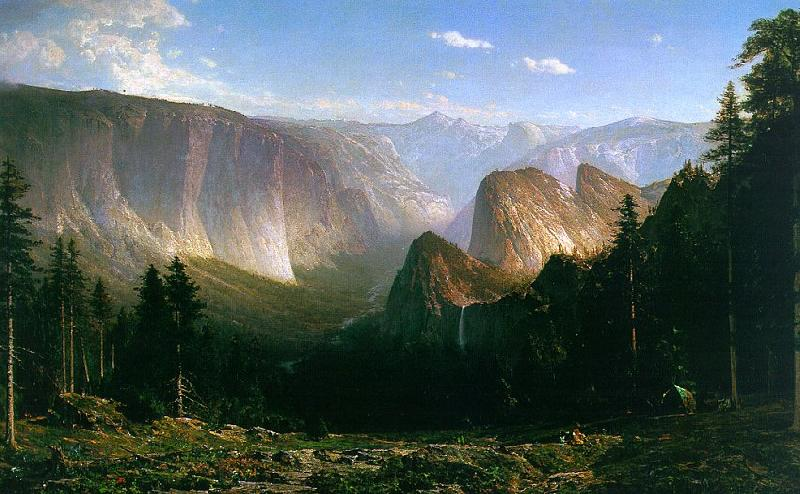 Thomas Hill Grand Canyon of the Sierras, Yosemite