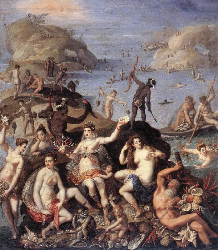 ZUCCHI, Jacopo The Coral Fishers awr