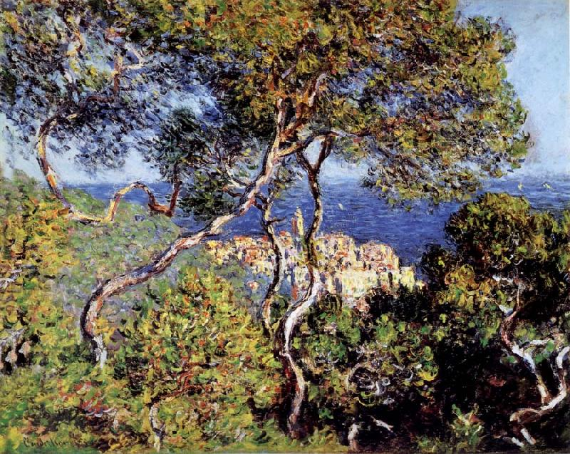 Claude Monet Bordigbera