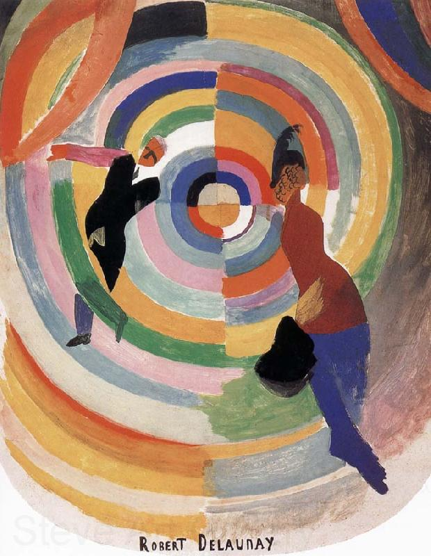 Delaunay, Robert Government buskin