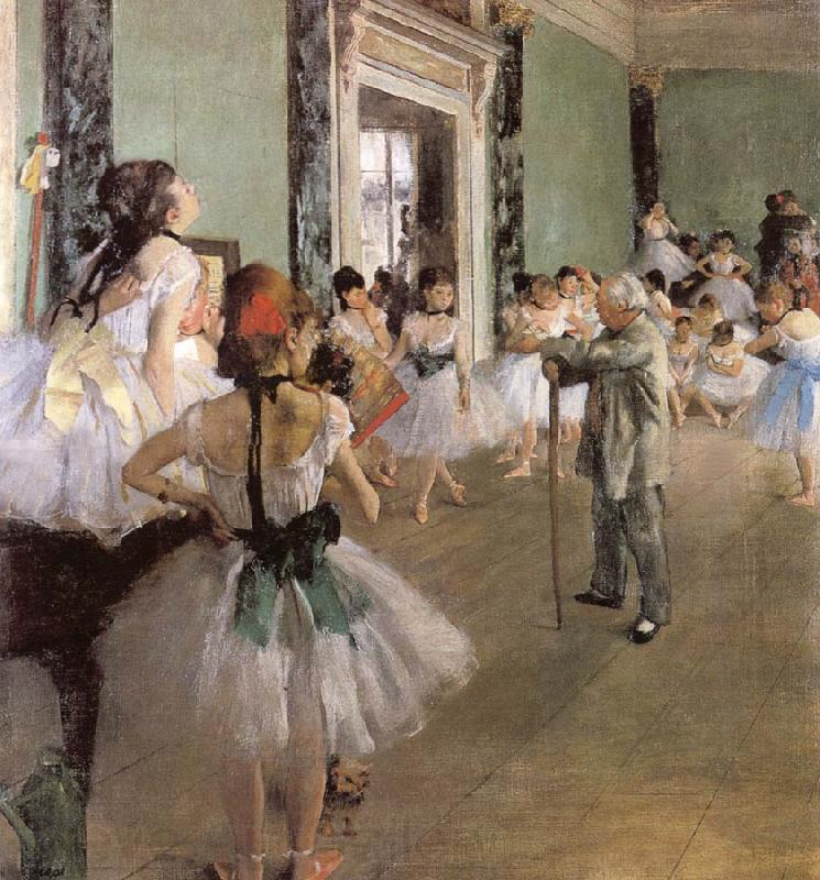 Edgar Degas Dance