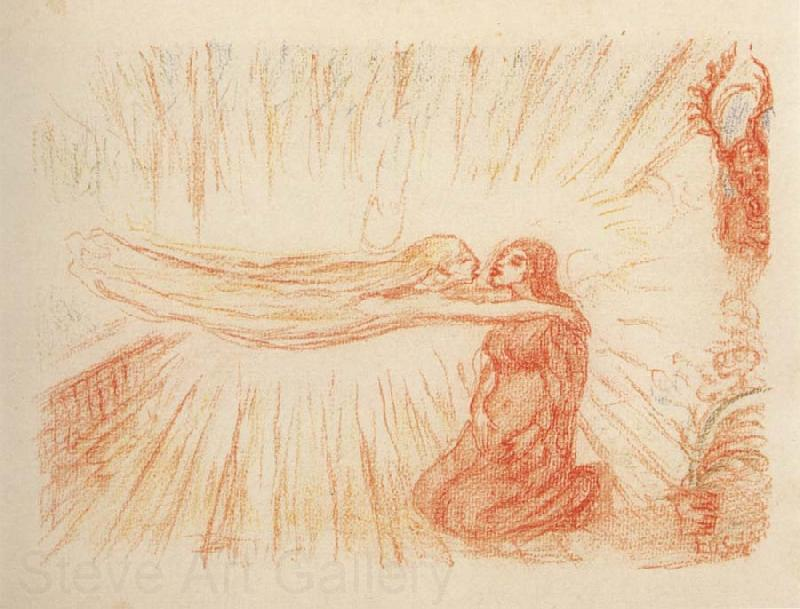 James Ensor The Annunciation