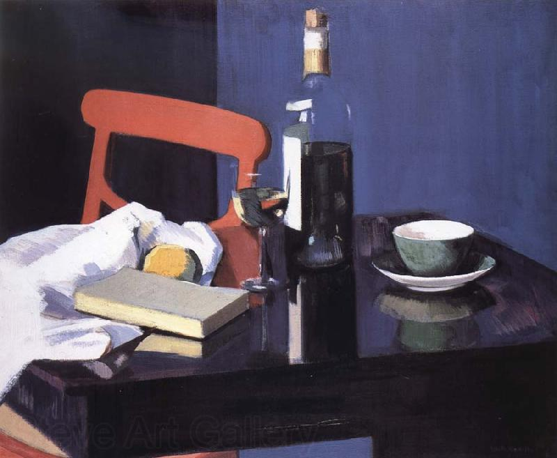 Francis Campbell Boileau Cadell The Red Chair