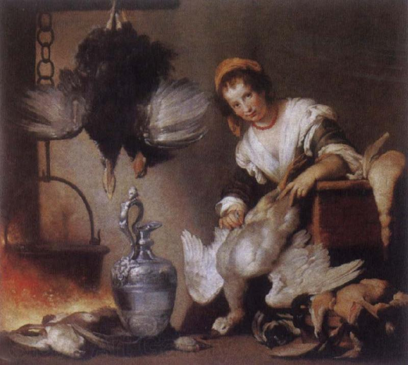 Bernardo Strozzi The Cook