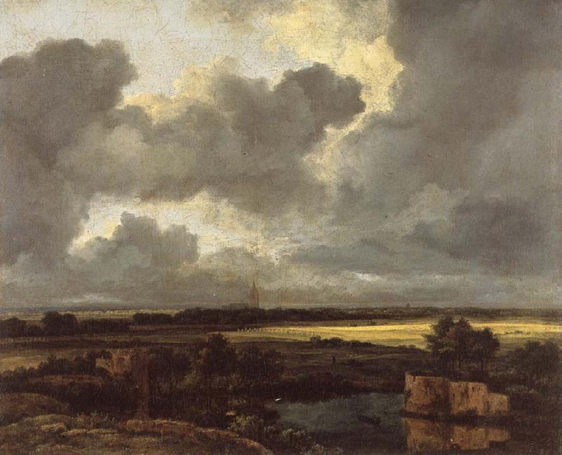 Jacob van Ruisdael An Extensive Landscape with Ruins