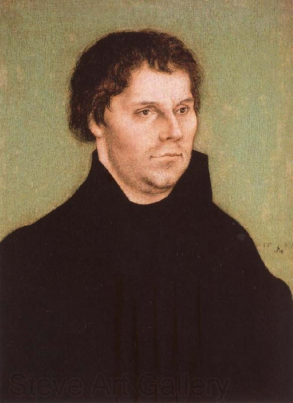 Lucas Cranach Marches Luther