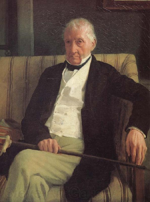 Edgar Degas Artist-s father