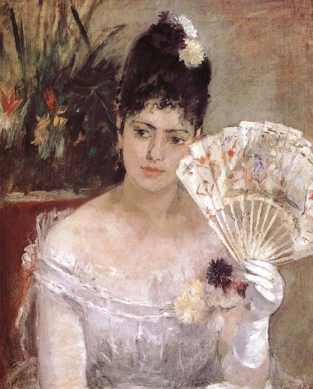 Berthe Morisot On the ball