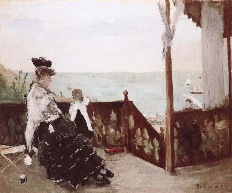 Berthe Morisot Seaside