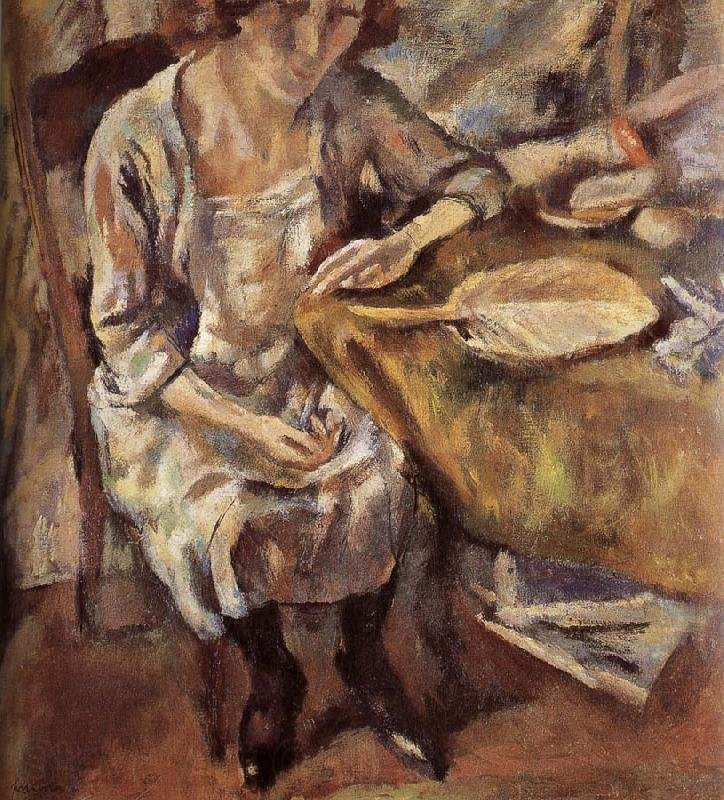Jules Pascin Be seated Aiermina
