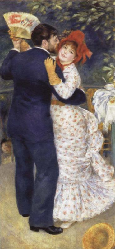 Pierre-Auguste Renoir Dance in the Country