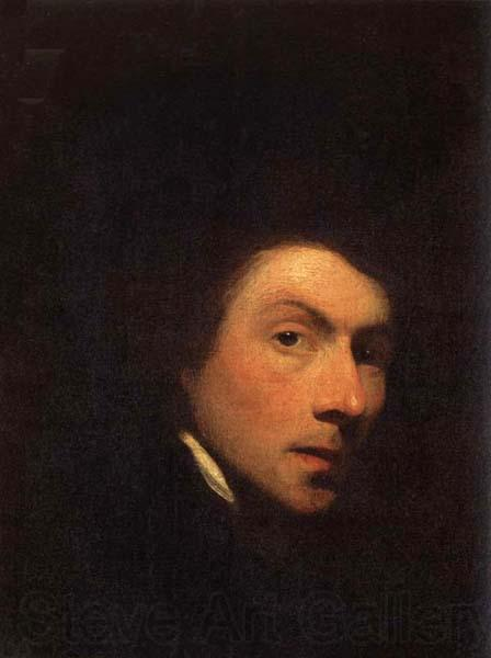Gilbert Stuart Self-Portrait