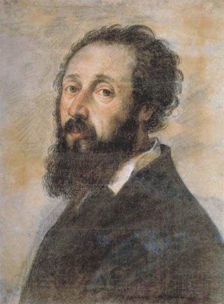 Giulio Romano Self-Portrait
