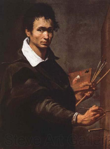 Orazio Borgianni Self-Portrait