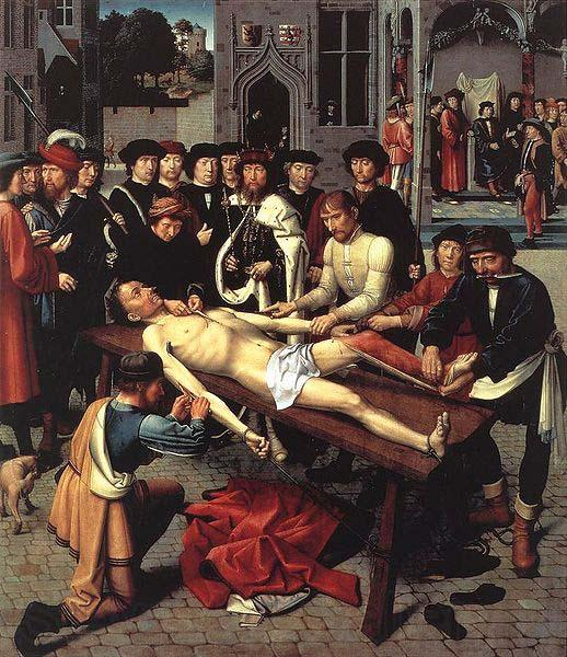 Gerard David The Judgment of Cambyses2