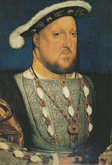 Hans holbein the younger Portrait of Henry VIII,