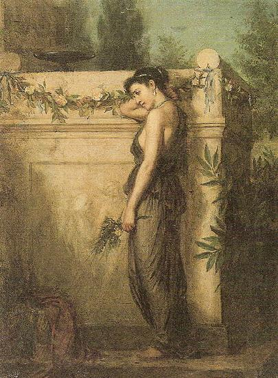 John William Waterhouse Gone, But Not Forgotten