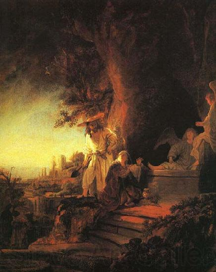REMBRANDT Harmenszoon van Rijn The Risen Christ Appearing to Mary Magdalen,