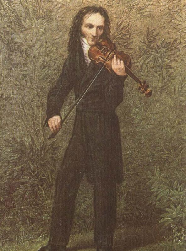 georges bizet the legendary violinist niccolo paganini in spired composers and performers