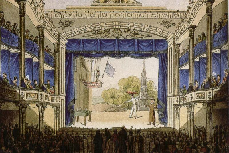 robert schumann the opening of  the theater in der josefstadt in vienna