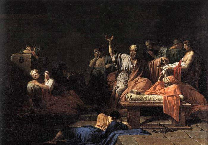 unknow artist The Death of Socrates