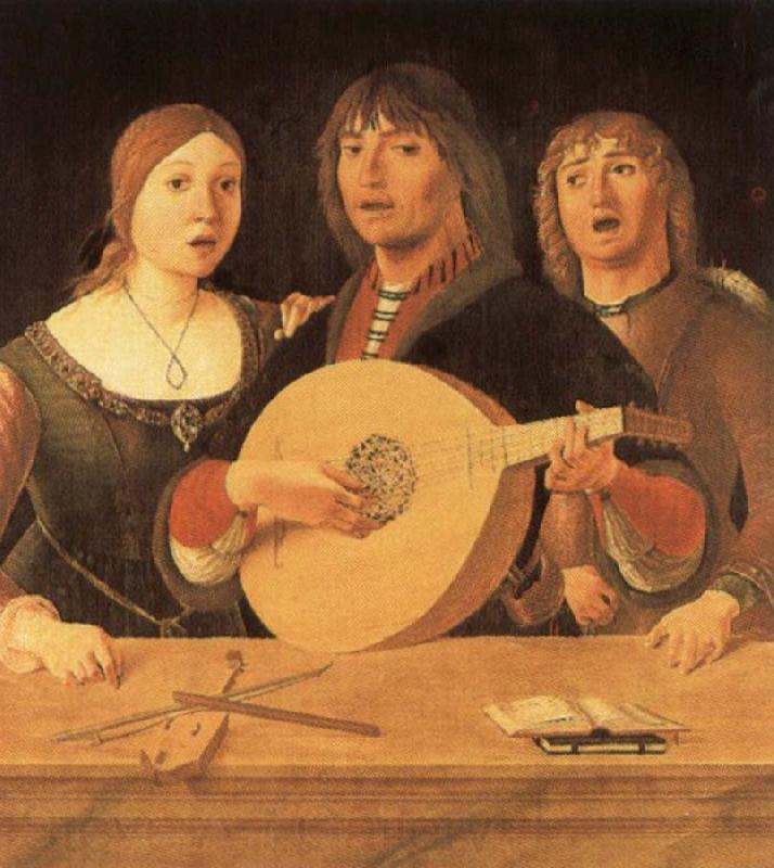 Giovanni Lanfranco Lute curriculum has five strings and 10 frets