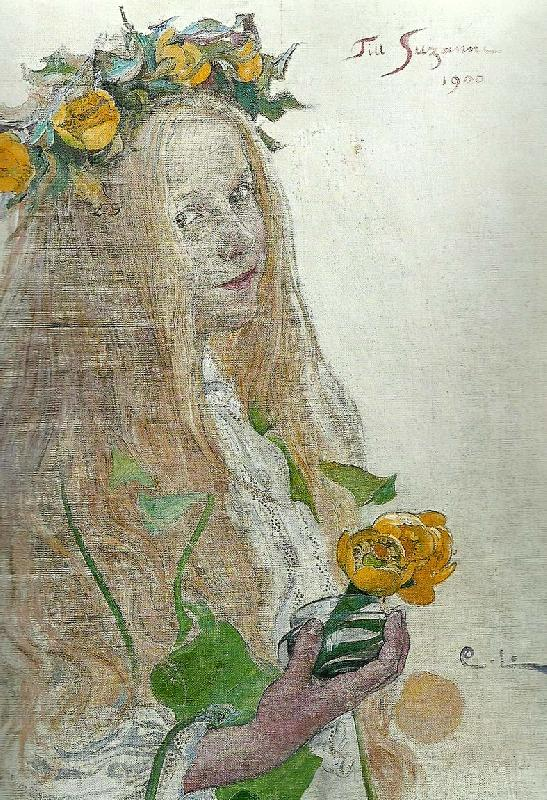Carl Larsson suzanne