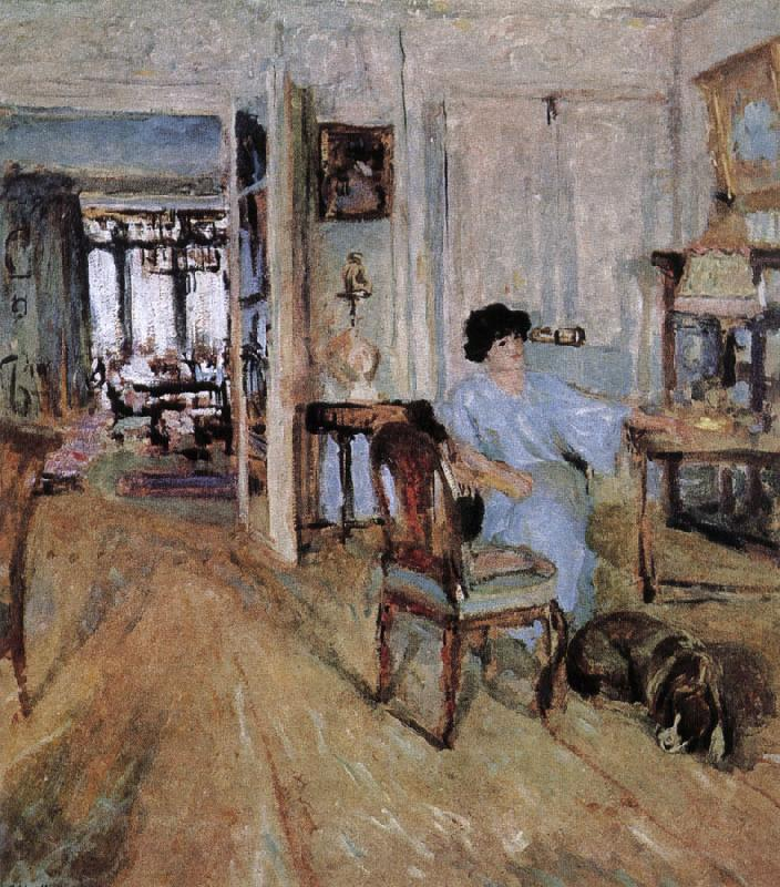 Edouard Vuillard Sharon and restaurants