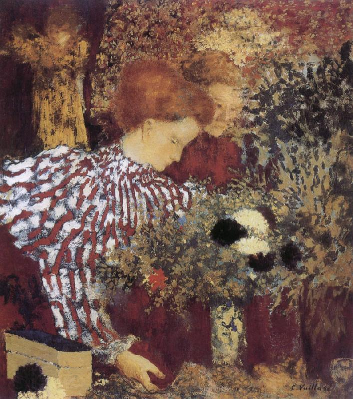 Edouard Vuillard Ladies wear T shirt