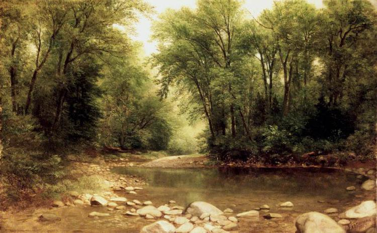 Asher Brown Durand Landscape