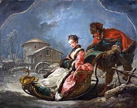 Francois Boucher Winter