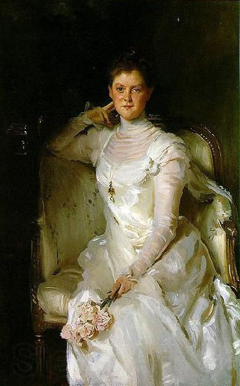 John Singer Sargent Portrait of Sarah Choate Sears
