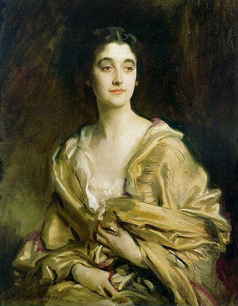 John Singer Sargent Countess of Rocksavage