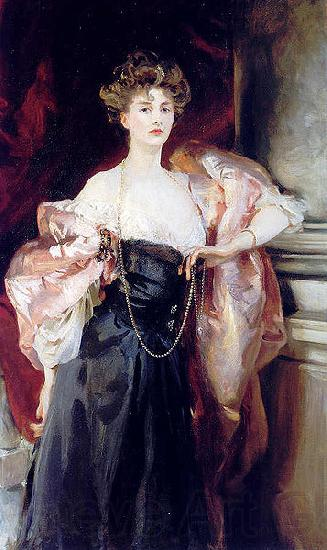 John Singer Sargent Portrait of Lady Helen Vincent