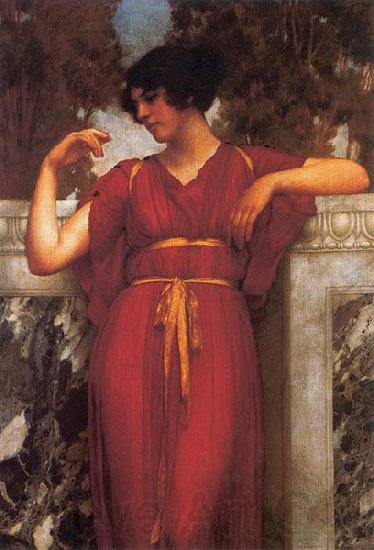 John William Godward The Ring