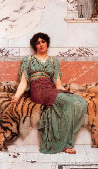 John William Godward Sweet Dreams