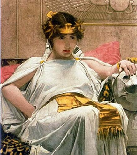 John William Waterhouse Cleopatra