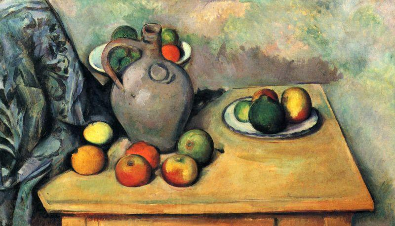 Paul Cezanne Stilleben
