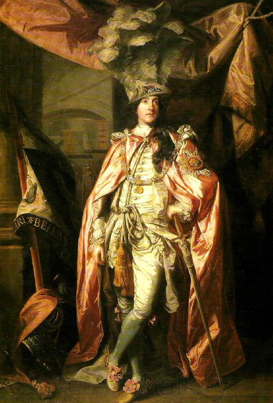 Sir Joshua Reynolds charles coote, earl of bellomont kb