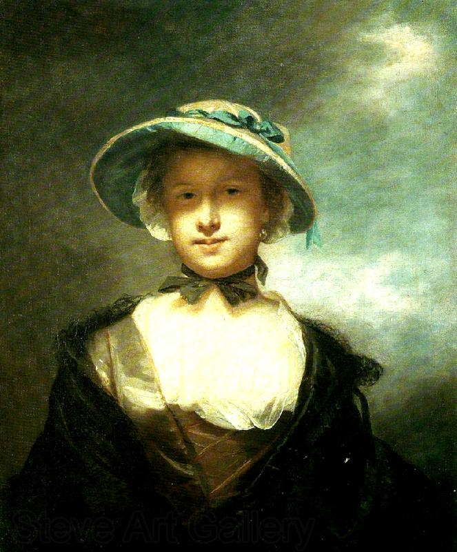 Sir Joshua Reynolds catherine moore