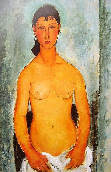 Amedeo Modigliani Elvira