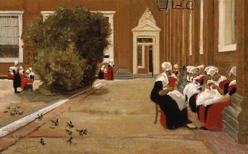 Max Liebermann Max Liebermann Waisenhaus Amsterdam